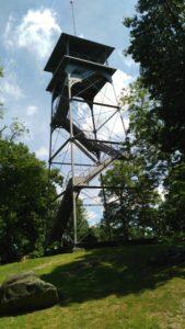 I climbed it!