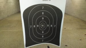 My first time shooting an AR-15